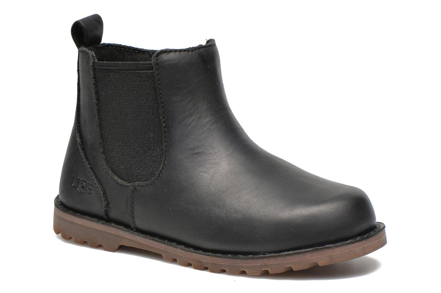 Ankle boots UGG T Callum Black detailed view/ Pair view