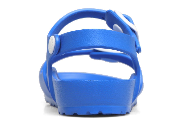 Sandalen Birkenstock Rio EVA Blauw rechts