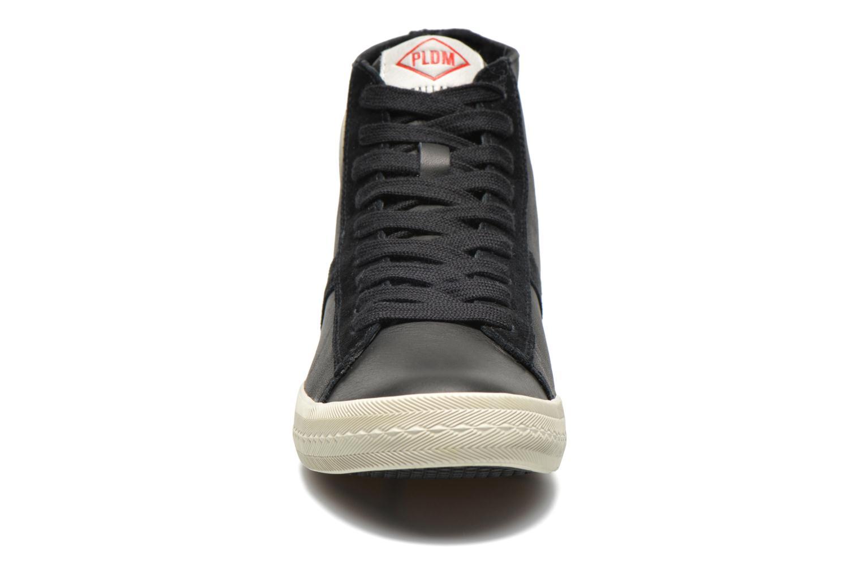 Baskets P-L-D-M By Palladium Braden Cash Noir vue portées chaussures