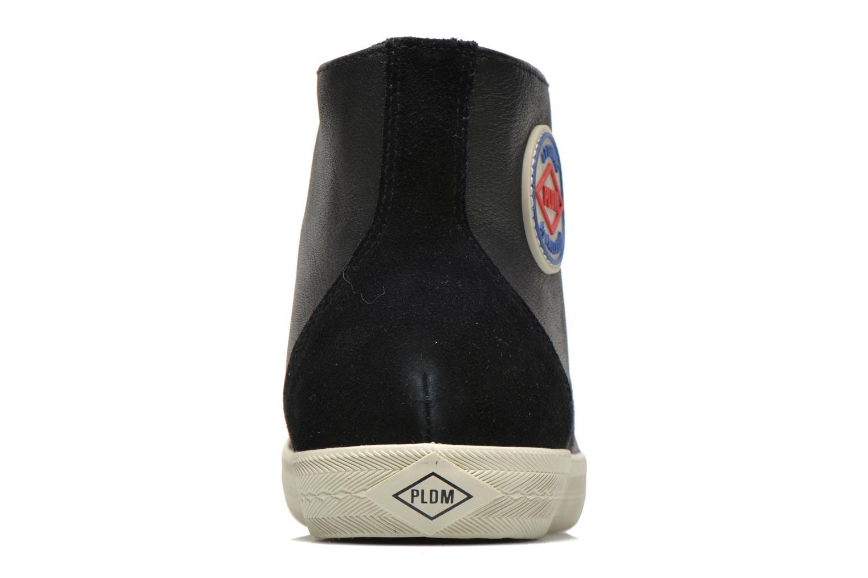 Sneaker P-L-D-M By Palladium Braden Cash schwarz ansicht von rechts