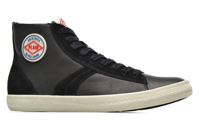 Sneaker P-L-D-M By Palladium Braden Cash schwarz ansicht von hinten