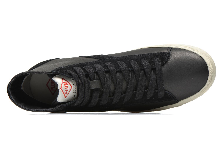 Sneaker P-L-D-M By Palladium Braden Cash schwarz ansicht von links