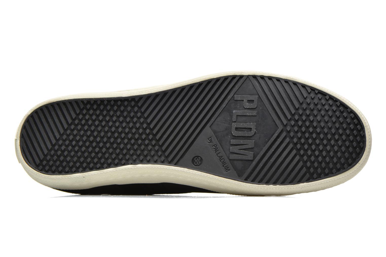 Sneaker P-L-D-M By Palladium Braden Cash schwarz ansicht von oben