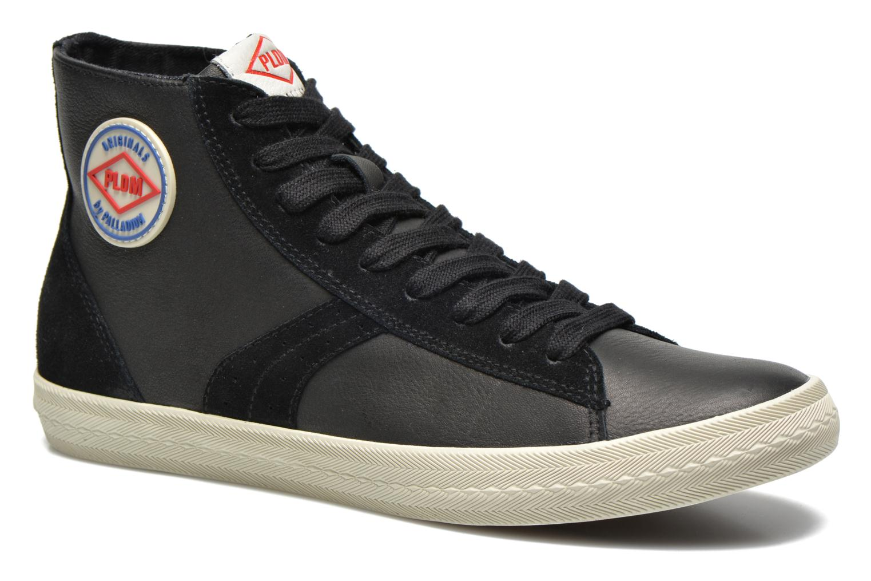 Sneakers P-L-D-M By Palladium Braden Cash Zwart detail