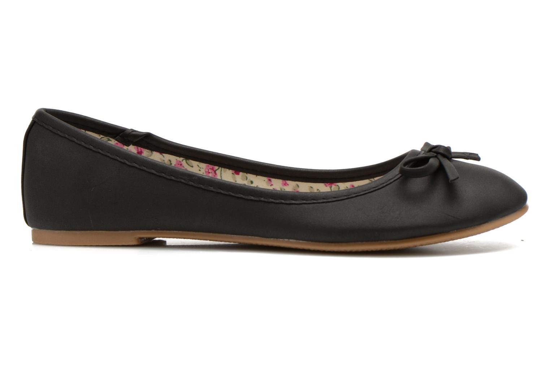 Ballerinas I Love Shoes Sufllatina schwarz ansicht von hinten