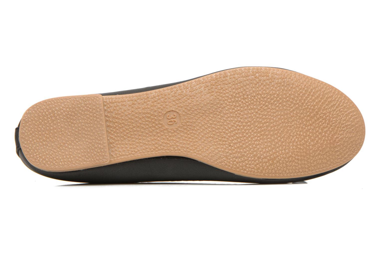 Ballerines I Love Shoes Sufllatina Noir vue haut