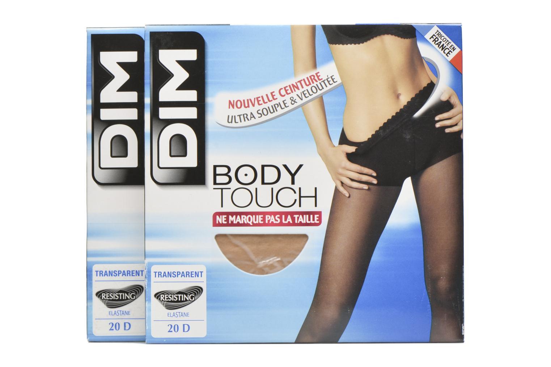 Panty BODY TOUCH VOILE 2-pack 0SW Peau dorée