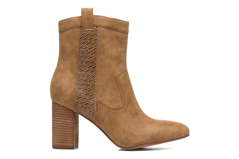Stiefeletten & Boots Esprit Flora Bootie braun ansicht von hinten