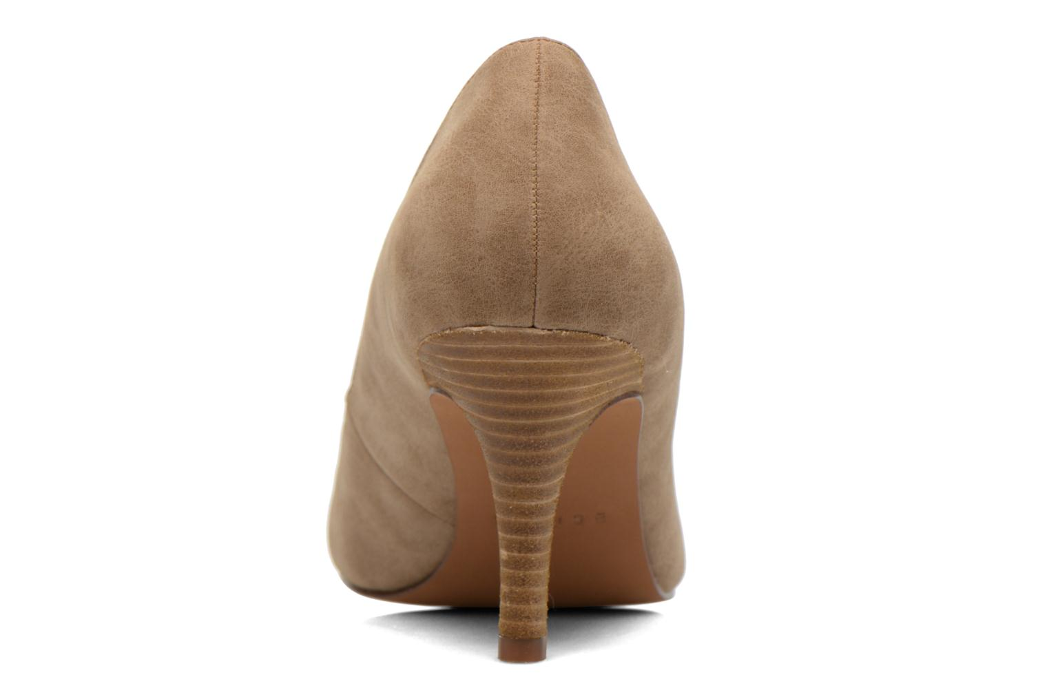 High heels Esprit Rossy Pump Brown view from the right