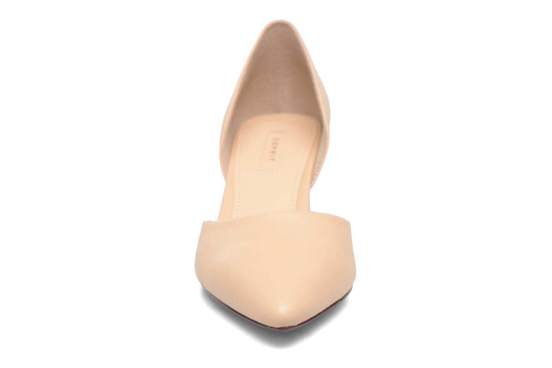 Escarpins Esprit Michelle OS Beige vue portées chaussures
