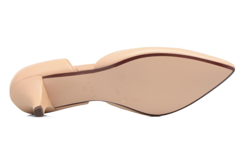 Zapatos de tacón Esprit Michelle OS Beige vista de arriba