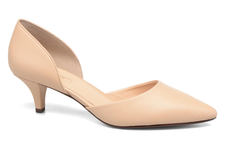 Høje hæle Esprit Michelle OS Beige detaljeret billede af skoene