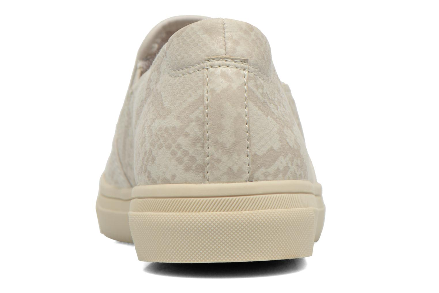 Trainers Esprit Yendis Slip on 009 Beige view from the right