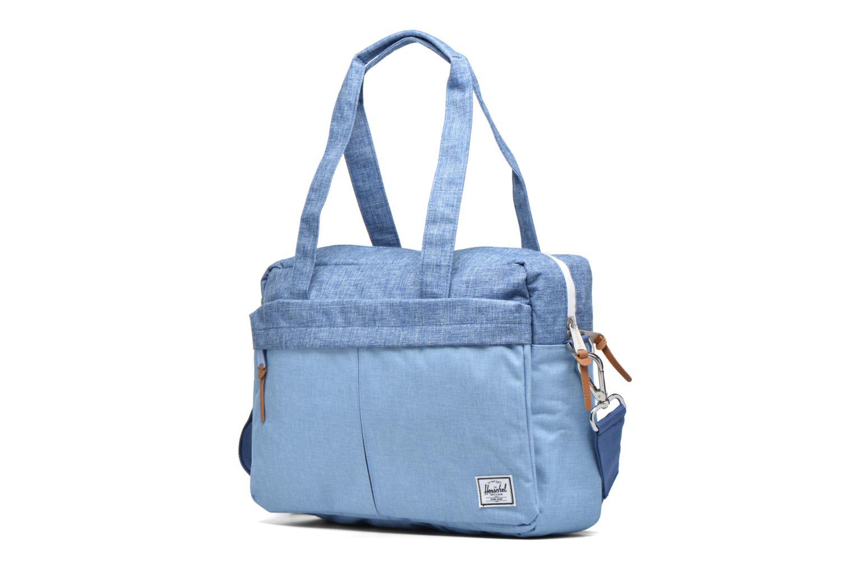 Laptoptaschen Herschel Gibson blau schuhe getragen