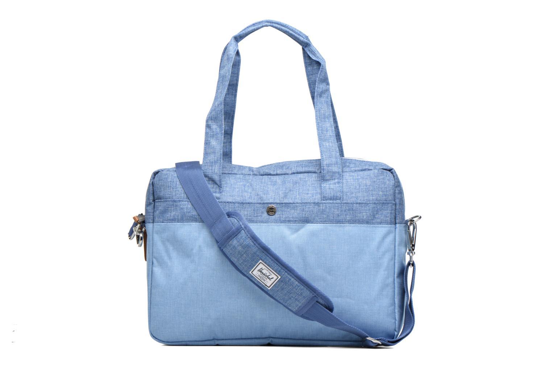 Laptoptaschen Herschel Gibson blau ansicht von vorne