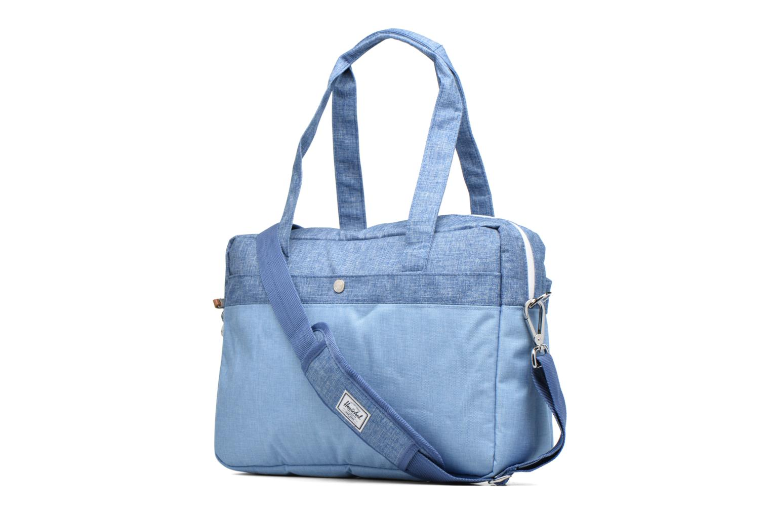 Gibson Chambray Crosshatch/Limoges