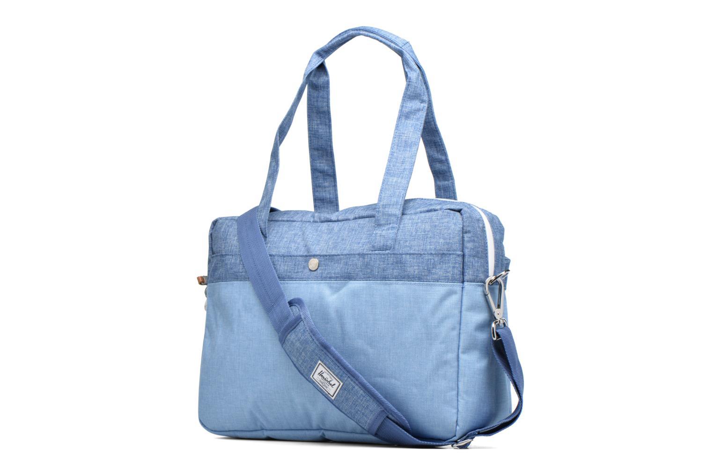 Laptoptaschen Herschel Gibson blau ansicht von rechts