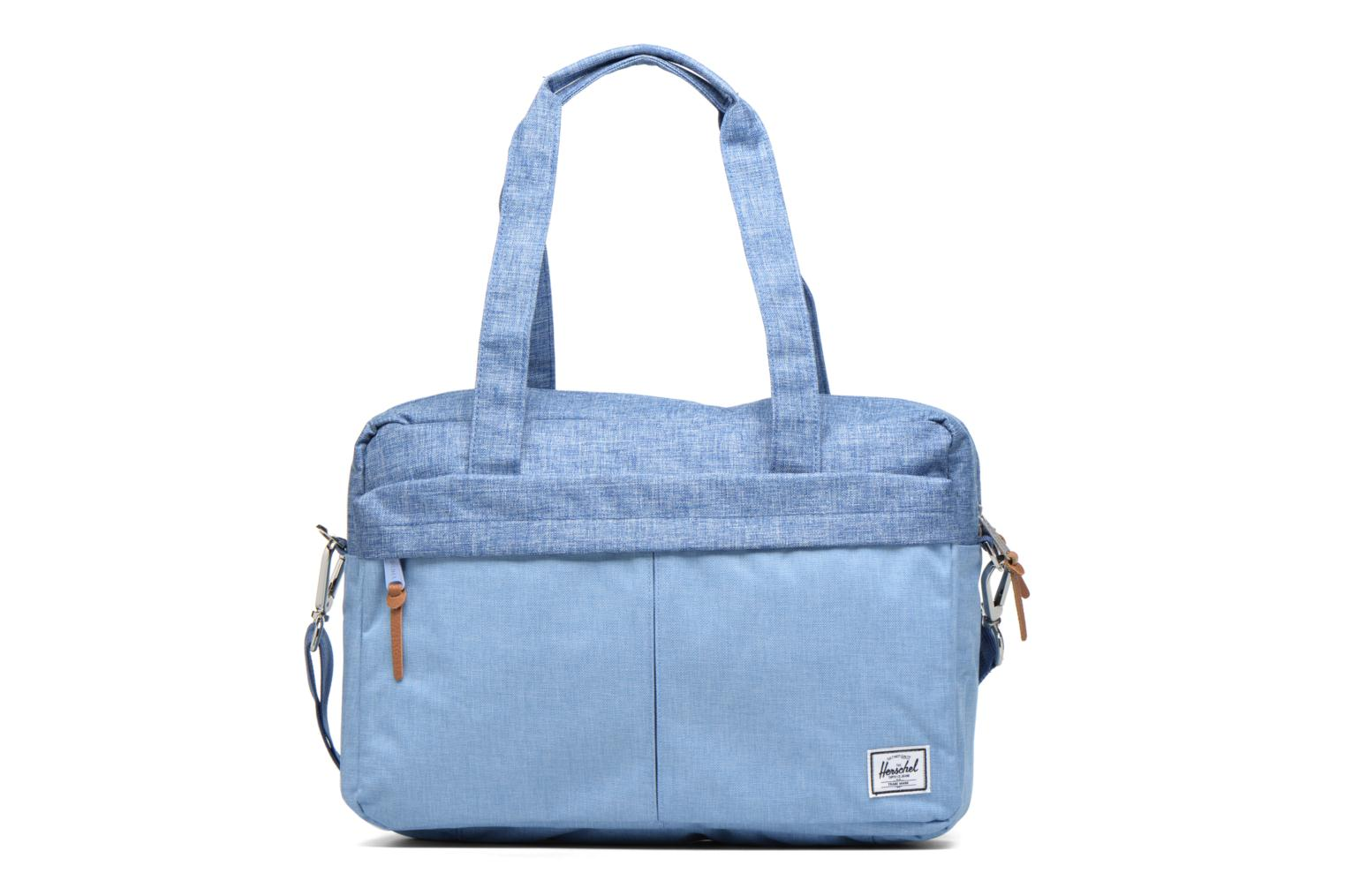 Laptop cases Herschel Gibson Blue detailed view/ Pair view