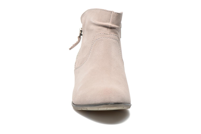 Bottines et boots Jana shoes Popy Gris vue portées chaussures