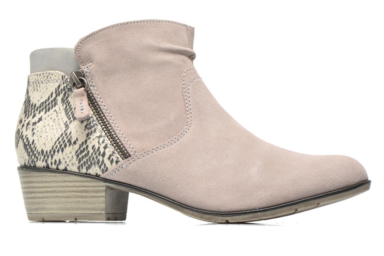 Bottines et boots Jana shoes Popy Gris vue derrière