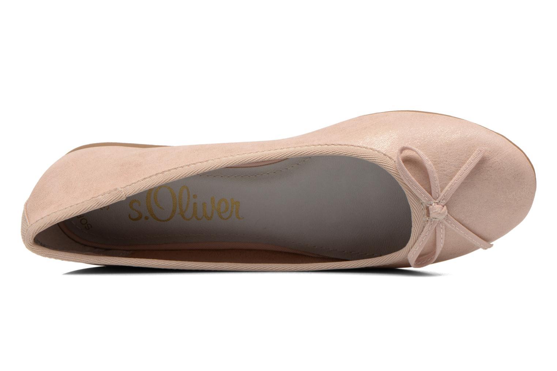 Ballerina's S.Oliver Depaha Roze links
