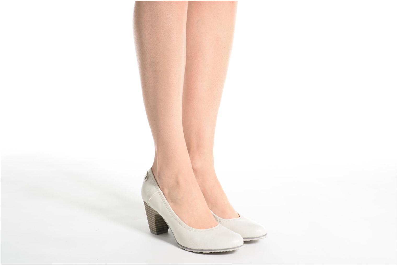 Zapatos de tacón S.Oliver Nyelle Gris vista de abajo
