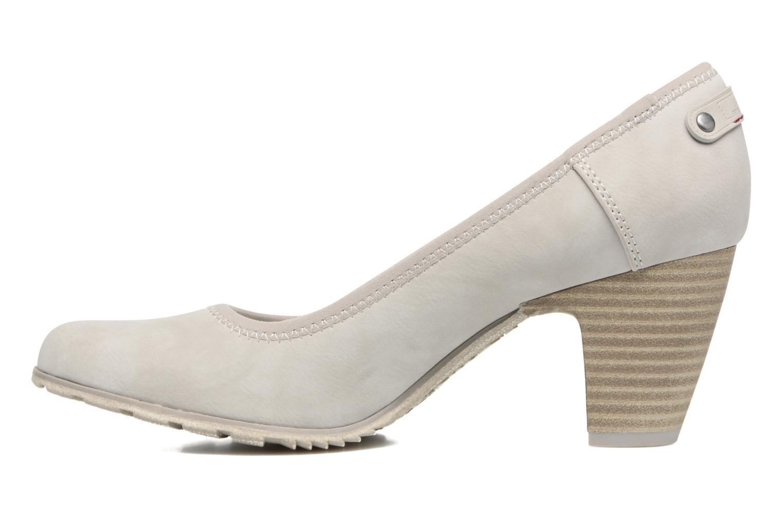 Zapatos de tacón S.Oliver Nyelle Gris vista de frente