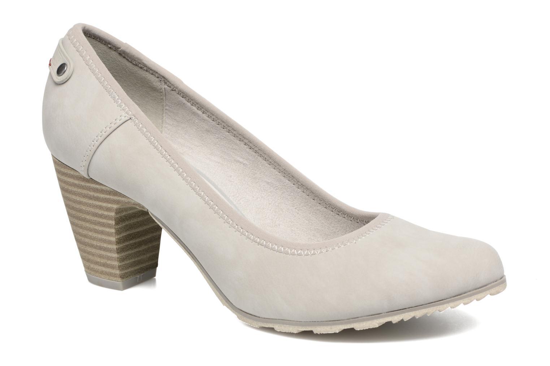 Zapatos de tacón S.Oliver Nyelle Gris vista de detalle / par