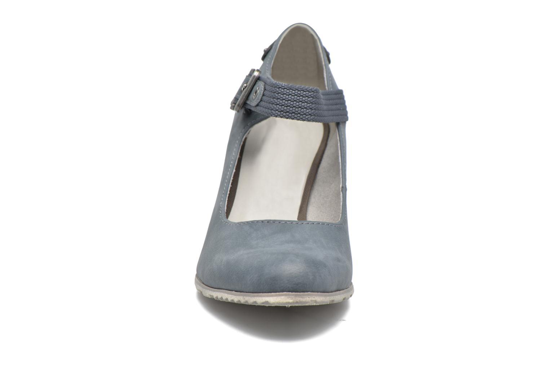 Zapatos de tacón S.Oliver Leby Azul vista del modelo