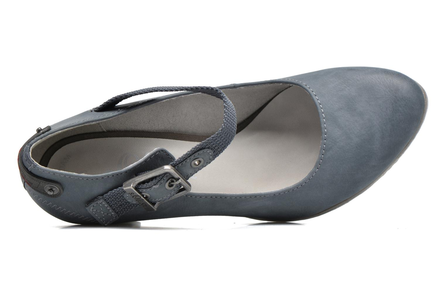 Pumps S.Oliver Leby Blauw links