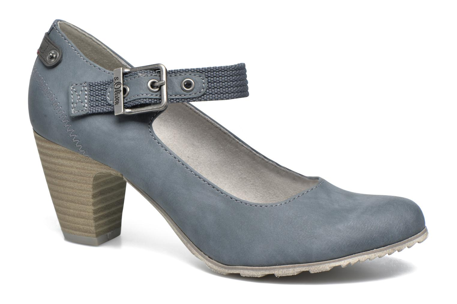 Pumps S.Oliver Leby Blauw detail