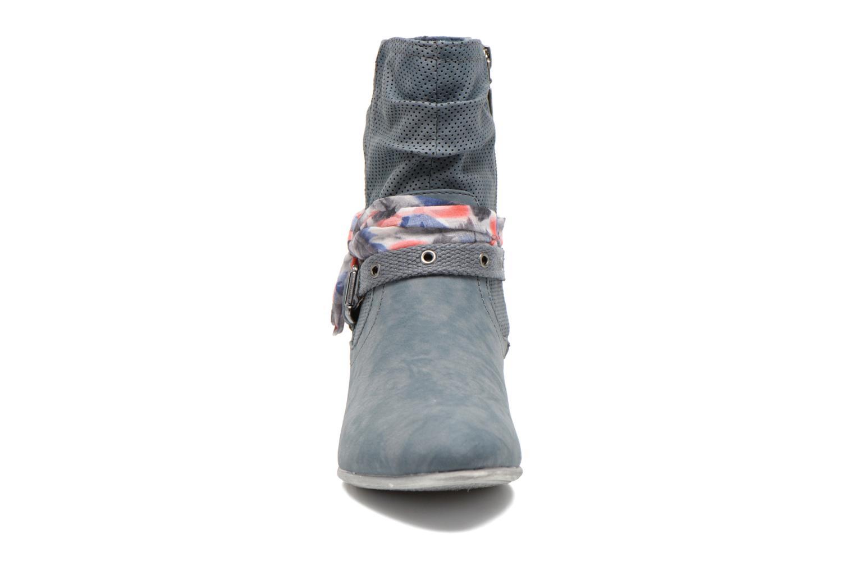 Ankle boots S.Oliver Lekiba Blue model view