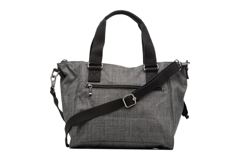 Handtaschen Kipling Amiel grau ansicht von vorne