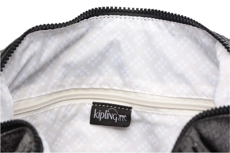 Handtaschen Kipling Amiel grau ansicht von hinten