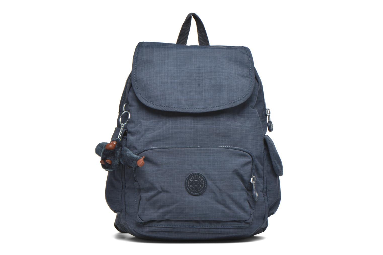 Sacs à dos kipling City pack S Bleu vue détail/paire