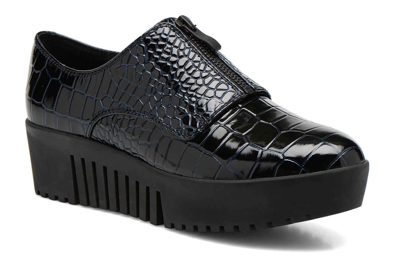 Zapatos promocionales Opening Ceremony CROC FRONT ZIP (Azul) - Zapatos con cordones   Venta de liquidación de temporada