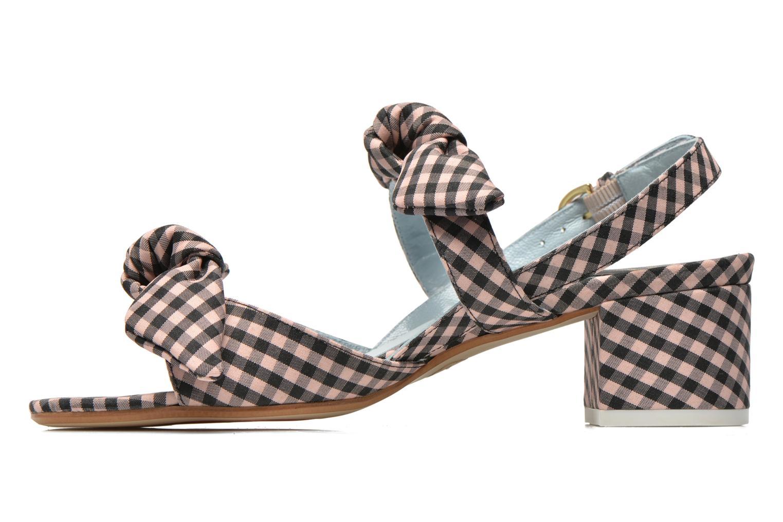 Sandales et nu-pieds Apologie Jena Multicolore vue face