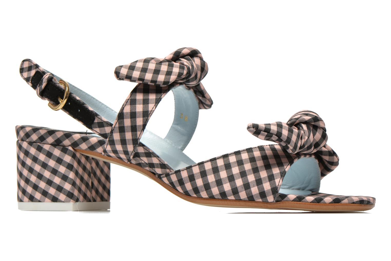 Sandales et nu-pieds Apologie Jena Multicolore vue derrière