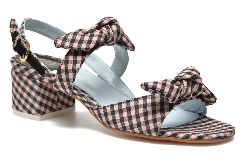 Sandales et nu-pieds Apologie Jena Multicolore vue détail/paire