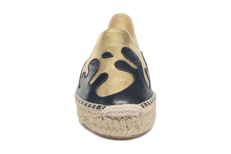 Espadrilles Apologie Ink Multicolore vue portées chaussures