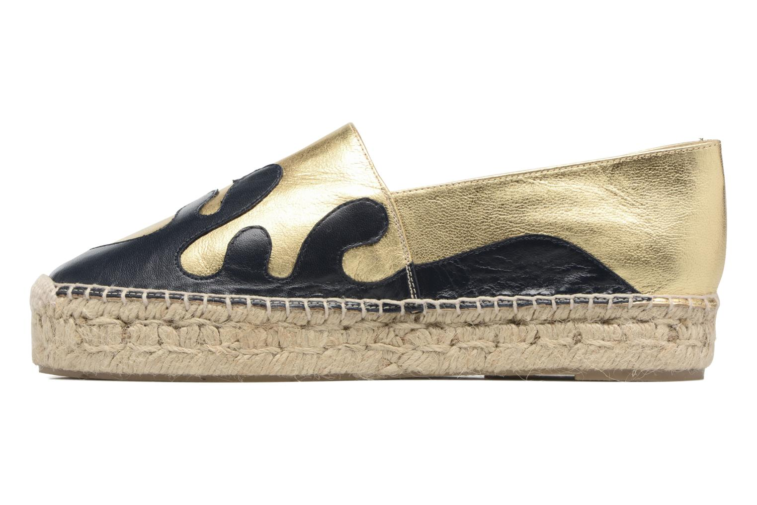 Espadrilles Apologie Ink Multicolor front view