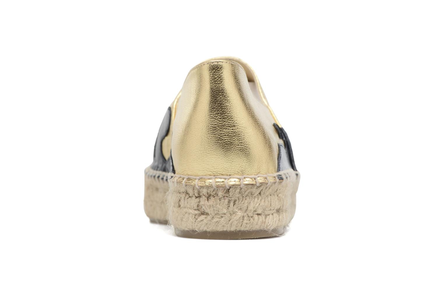 Espadrilles Apologie Ink Multicolor view from the right