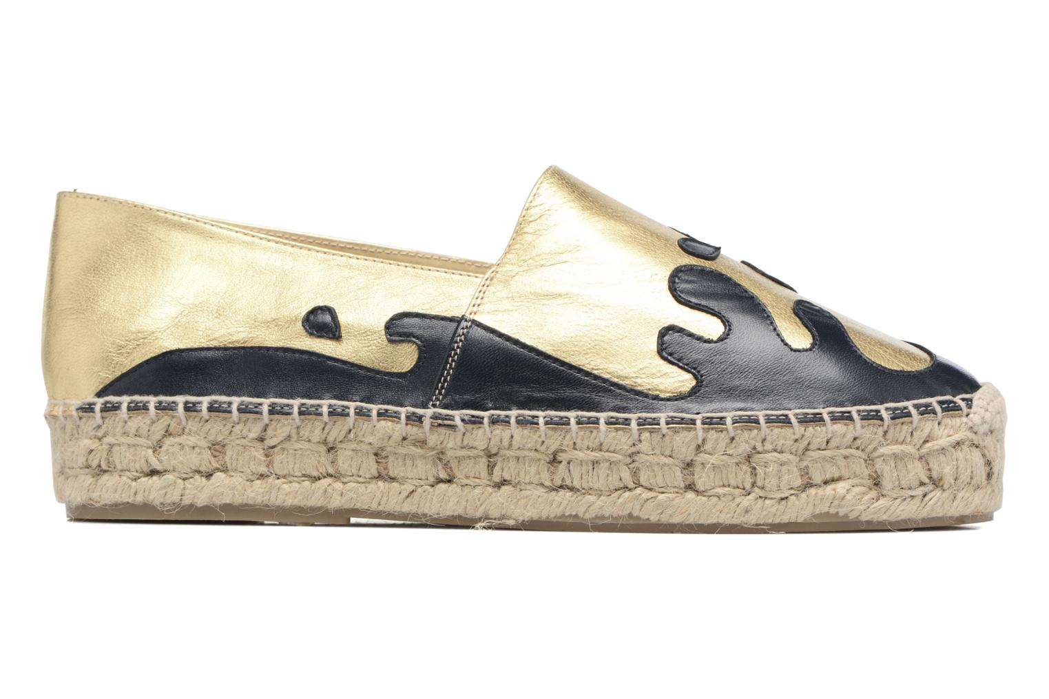 Espadrilles Apologie Ink Multicolor back view