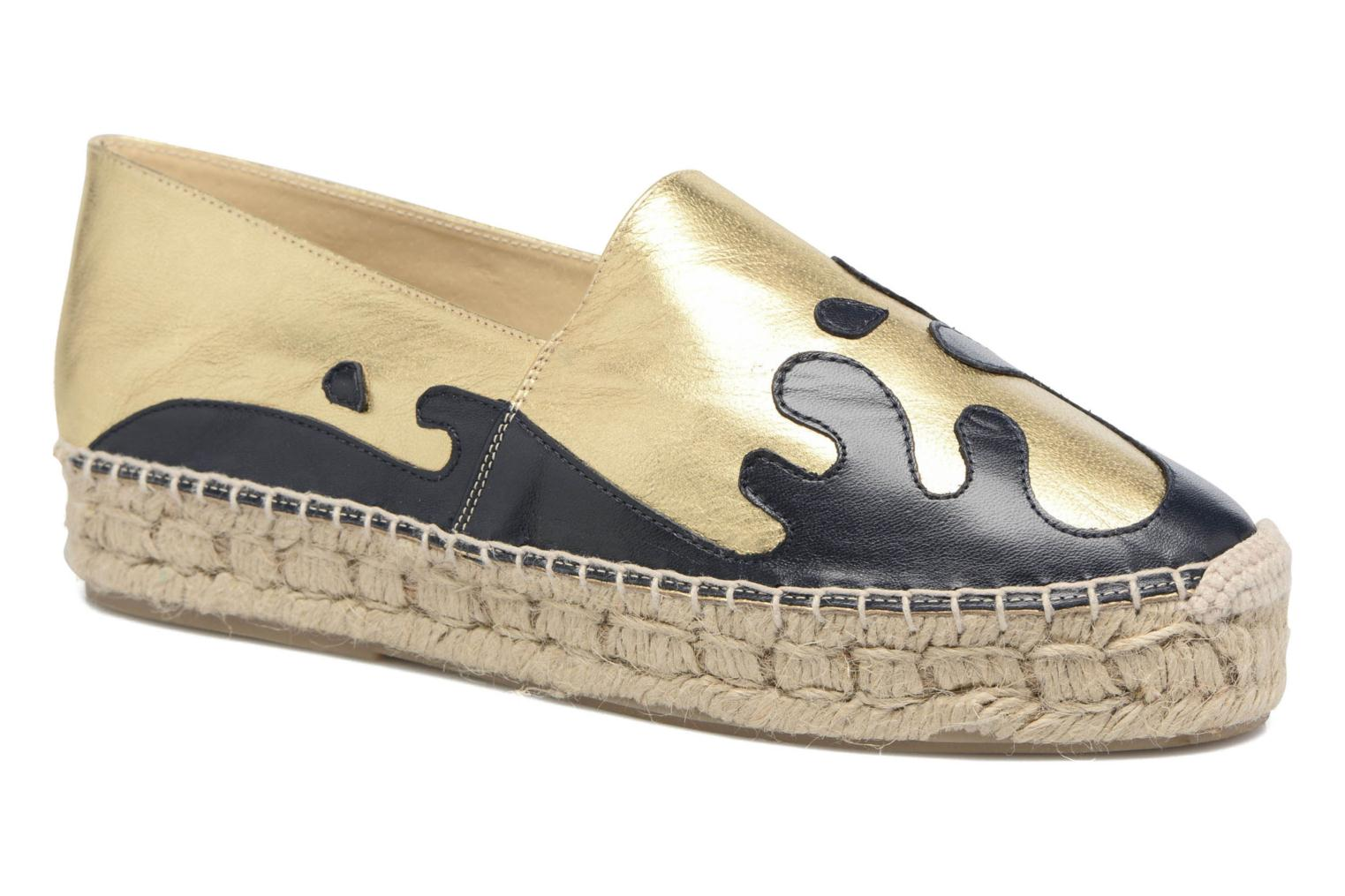 Espadrilles Apologie Ink Multicolor detailed view/ Pair view