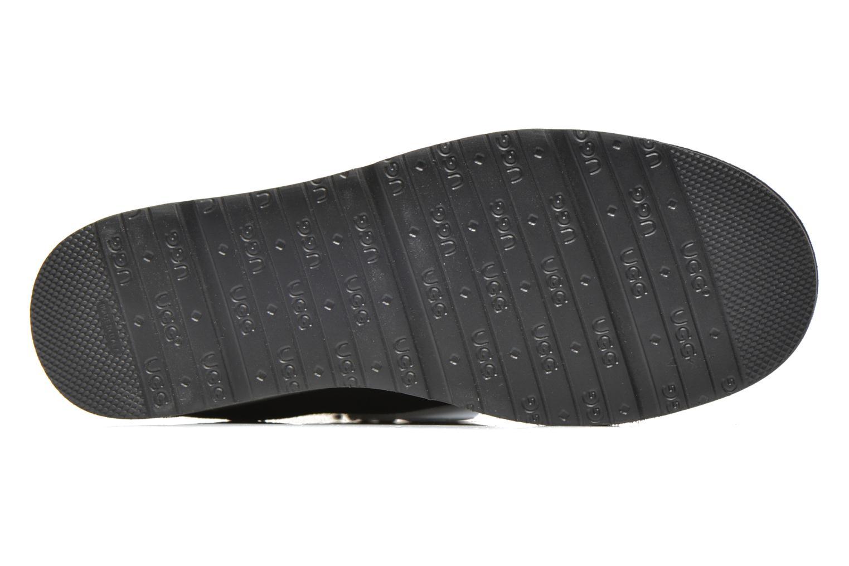 Bottines et boots UGG Abree Short Noir vue haut