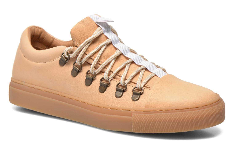 Chaussures à lacets Swear BRIAN 3 Beige vue détail/paire