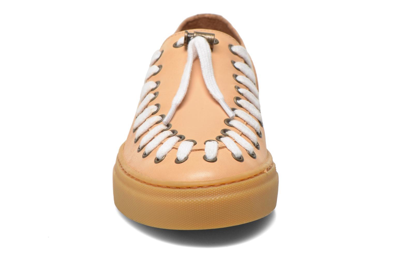Chaussures à lacets Swear BLAKE 2 BIS Beige vue portées chaussures