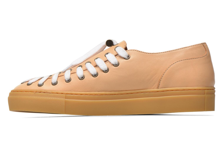 Chaussures à lacets Swear BLAKE 2 BIS Beige vue face