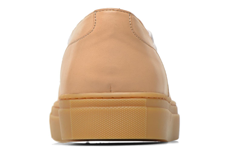 Chaussures à lacets Swear BLAKE 2 BIS Beige vue droite