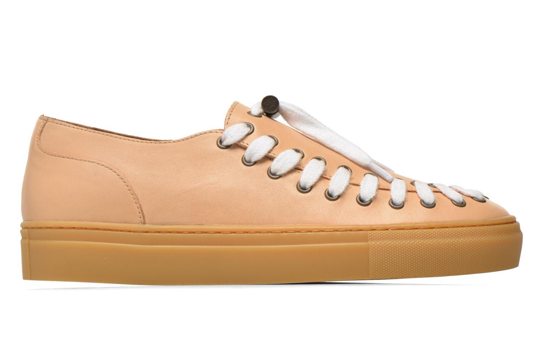 Chaussures à lacets Swear BLAKE 2 BIS Beige vue derrière